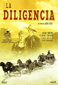 La diligencia [DVD]
