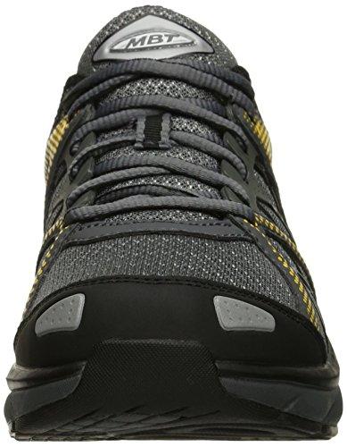 700799-450y Afiya Mbt Shoe Grigio Grigio