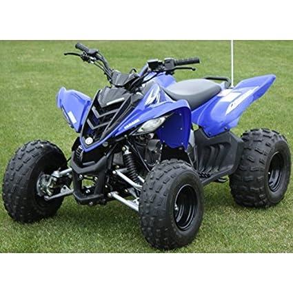Yamaha Raptor 90 >> Amazon Com Yamaha Raptor 90 Atv Front Widening Kit Automotive