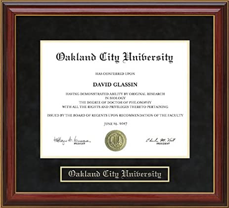 Oakland City University Logo