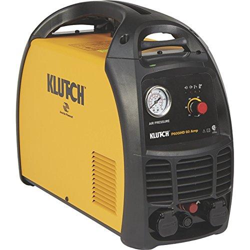 Klutch Inverter-Powered Plasma Cutter - 230 Volt, 20-60 Amp
