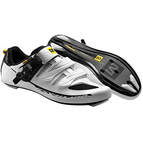 Mavic Chaussures Ksyrium Elite 2015 Blanc