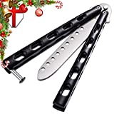 Best Butterfly Knives - Butterfly Knife Trainer Practice Balisong - Dull Stainless Review