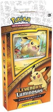 pokc1702 Pok/émon/ /Mini Collezione Pikachu di 60283/Luminosi
