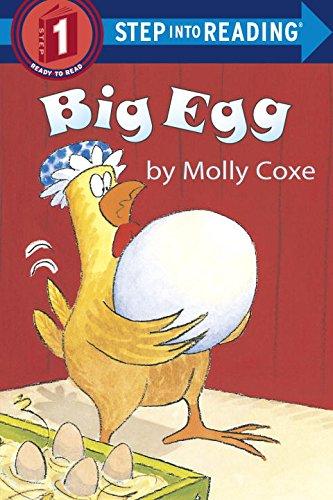 Ostrich Farm (Big Egg (Step-Into-Reading, Step)