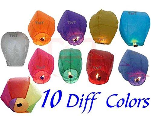 10pc Color Mix Box, 9+1