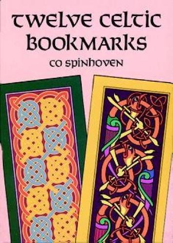 Twelve Celtic Bookmarks (Dover Bookmarks)
