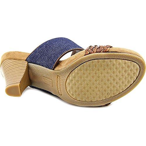Aerosoles día de la mujer sueño Slide Sandal Dk Blue Combo