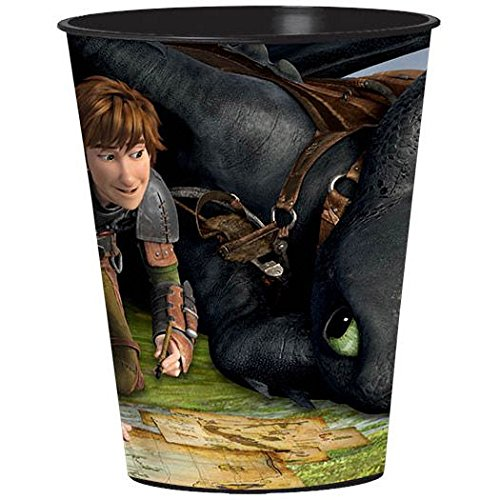 How to Train Your Dragon 16oz Favor Cup (Each) - Party Supplies