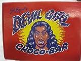 R Crumb's Devil Girl Choco-Bar Box