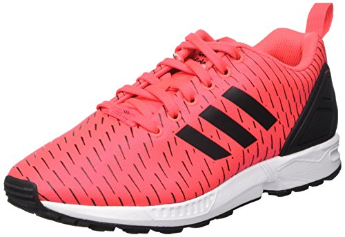 Shored Multicolore Flux ZX adidas Baskets Basses Femme Cblack Shored RfwZq