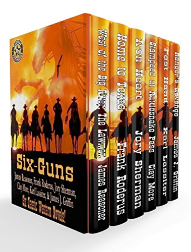 six-guns-six-classic-western-novels