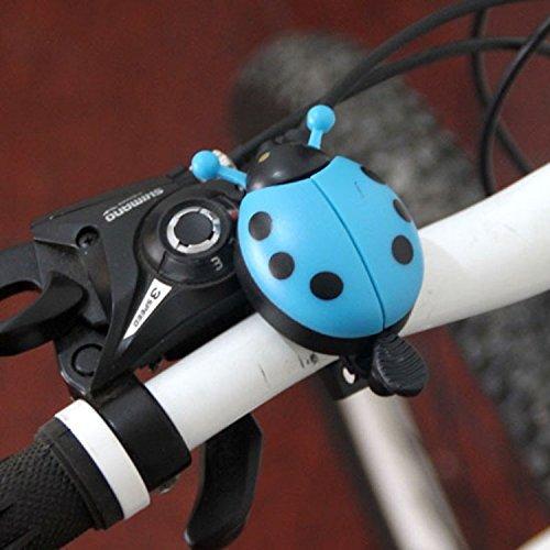 ZK.nesi - Timbre de Bicicleta con diseño de Dibujos Animados, Rosa ...