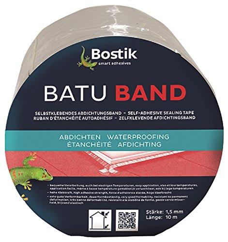 Bostik Batuband Bitumenband 1.2mm 75mm x 10m Rolle aluminium Bostik GmbH