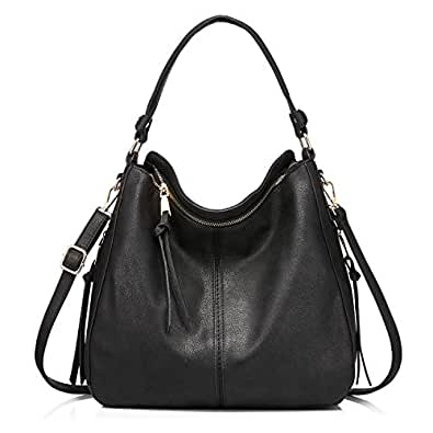 509fe8317841 Amazon.com  Handbags for Women Large Designer Ladies Hobo bag Bucket ...