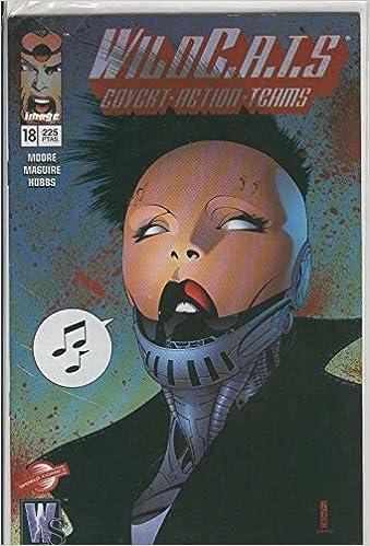 Wildcats volumen 1 numero 18: Cuna de gatos Comics – 1990