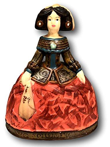 Giovanni Spanish Princess Doll Handmade Collectible Figurine 6 Inch