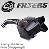 S&B Filters 2003-2008 Dodge Ram 1500 5.7L Hemi Cold Air Intake Kit Gas Engines