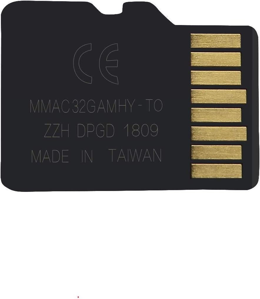 Prograce 32GB Micro SD Card Class 10 TF Card Memory Card Kids Camera