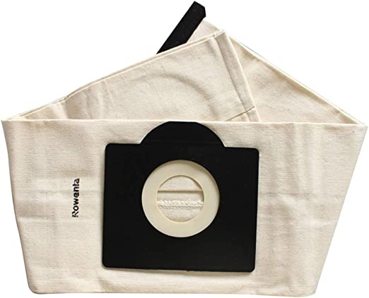 NAttnJf Aspiradora Bag Lavable Funda para Rowenta Karcher A2204 a2656 wd3200-nero + Blanco: Amazon.es: Hogar