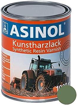 Asinol Fendt GrÜn Bis 1988 1000 Ml Kunstharzlack Farbe Lack 1l Liter Dose Baumarkt