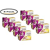 PACK OF 8 - WHISKAS PURRFECTLY Chicken Variety Pack Wet Cat Food 3 Ounces (10