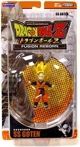 Dragonball Z 'Best of Dragonball Z' Fusion Reborn Action Figure SS Goten ()