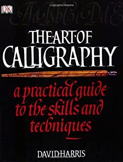 The Art of Calligraphy: A Practical Guide to the Skills and Techniques (0756613043) | Amazon price tracker / tracking, Amazon price history charts, Amazon price watches, Amazon price drop alerts