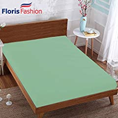 VIBRANT, FADE-RESISTANT COLORS: Floris Fashion is made to look as good as it feels. It's exceptionally color-fast, and even after years of regular use will look as vibrant as the first night you enjoyed it. FEEL THE DIFFERENCE -Sleep better a...