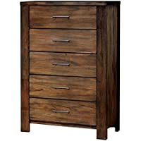 247SHOPATHOME Idf-7072C Drawers, chest, Oak