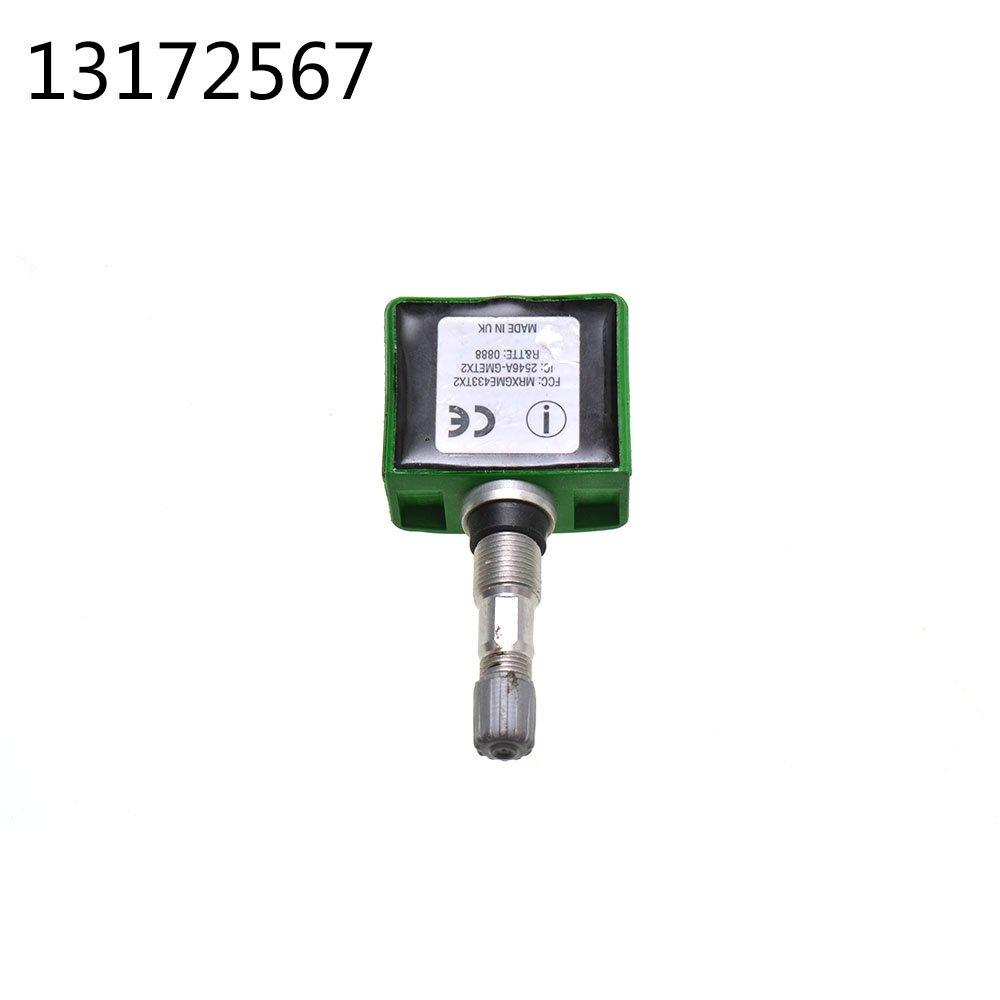 Capteur de pression de pneu Valve Stem 13172567 433 MHz Capteur TPMS Deutschauto