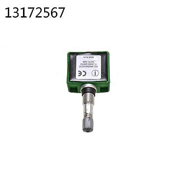 Guteauto Tire Pressure Sensor Valve Stem 13172567 For Opel Astra H Vectra C Zafira B 2004