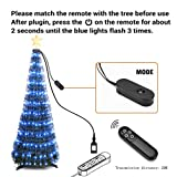 Brizled 4ft Christmas Tree, Artificial Prelit