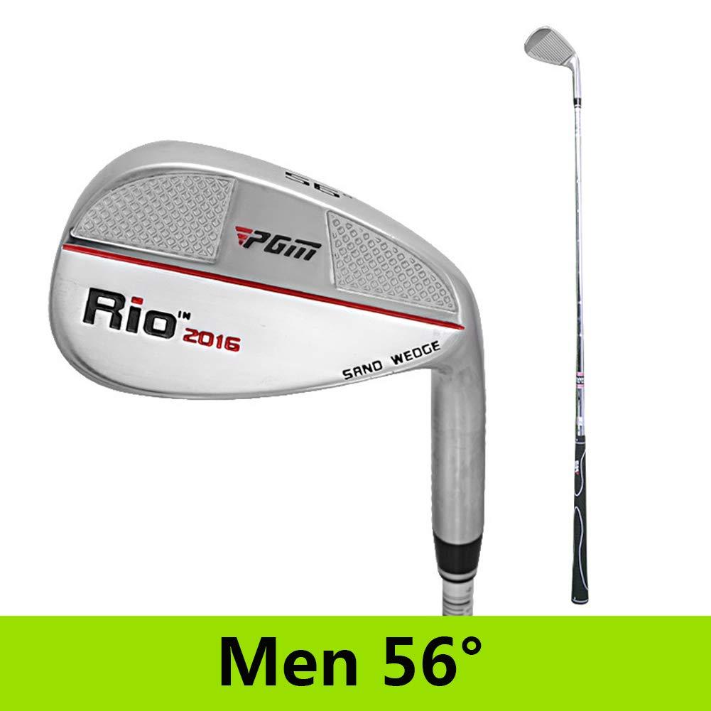 NAMENLOS Cuña de Arena PGM Golf 56 ° / 60 ° para Hombres y ...