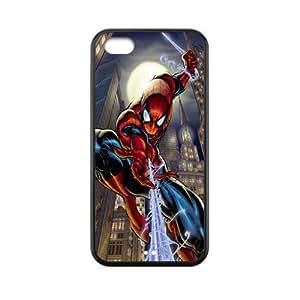 Custom Spider Man Back Cover Case for iphone 5C JN5C-160