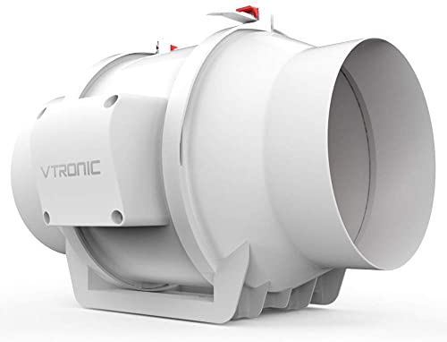Broan 696 Fan and Light with Acoustic Insulation, 100 CFM 4.5 Sones, White Grille Renewed