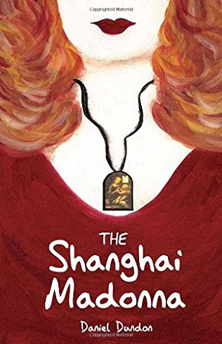 book cover of The Shanghai Madonna