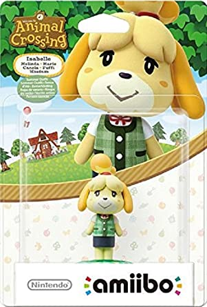 Nintendo - Figura Amiibo Paca (Reese): not machine specific ...
