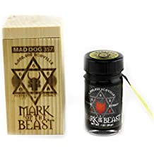 Mad Dog 357 Mark of The Beast 6 Million Scoville Hot Pepper Extract 1oz