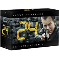 24: The Complete Series including 24: Live Another Day Bundle Deals