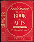 img - for Simple Sermons From the Book of Acts Volume II book / textbook / text book