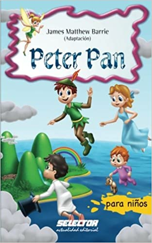 Peter Pan (Spanish Edition)