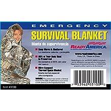 Ready America 3101 Emergency Blankets - 25 Pack