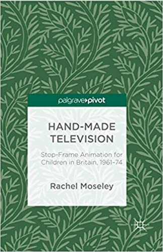 Amazon.com: Hand-Made Television: Stop-Frame Animation for Children ...