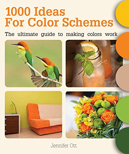 1000 Ideas for Color Schemes: The Ultimate Guide to Making Colors Work ()