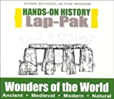 Hands-On History Lap Pak on CD-ROM: Wonders of the World (Grades 3-8)