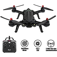 Koeoep MJX Bugs6 FPV Racing Drone with Wifi Camera Live Video 2.4GHz 4 Chanel 6 Axis Gyro RC Quadcopter,Compatible with 3D VR Headset