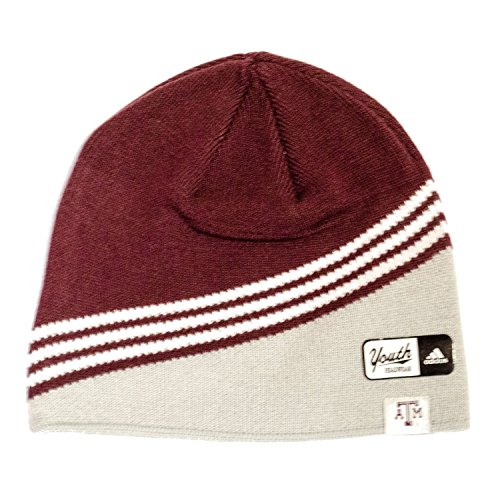 (NCAA Licensed Texas A&M Aggies Youth Knit Beanie Hat)