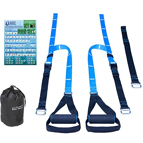 Ultimate Body Press Bodyweight Resistance Trainer -