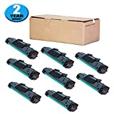Compatible Black Toner Cartridge Replacement for ML2010 ML1610 ML 2510 Toner by Hobbyunion Brand (8PK)